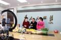阜阳颍泉区优品特卖直播活动走进周棚街道 助力销售农产品3126单