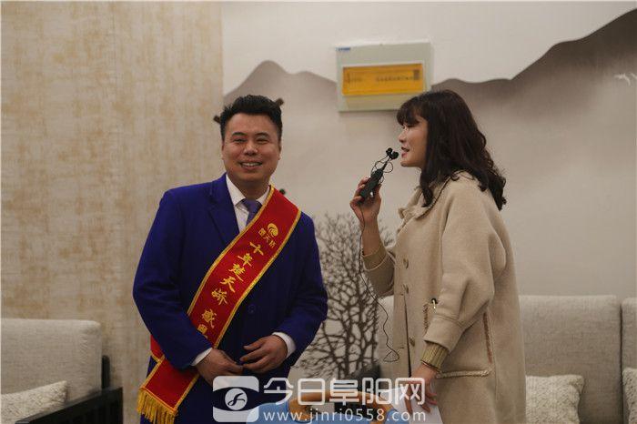 楚天娇举行十周年店庆暨烤鸭店开业庆典