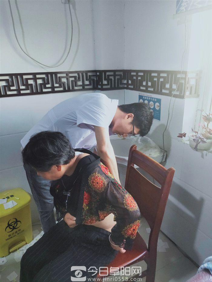 省医专家进基层,送医服务暖乡邻 ——安徽省立医院、颍上县人民医院专家义诊到基层