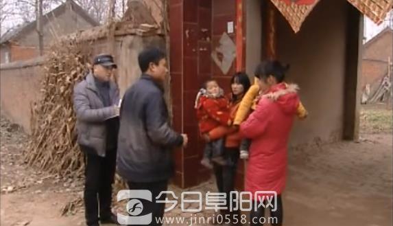 """太和县坟台镇:第二部""""志愿者片""""杀青"""