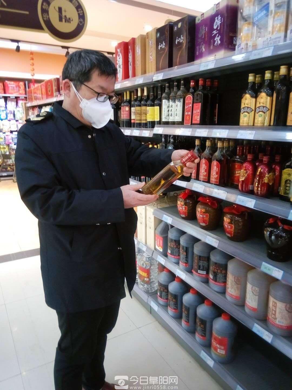 伍明市监所:净化市场保健康
