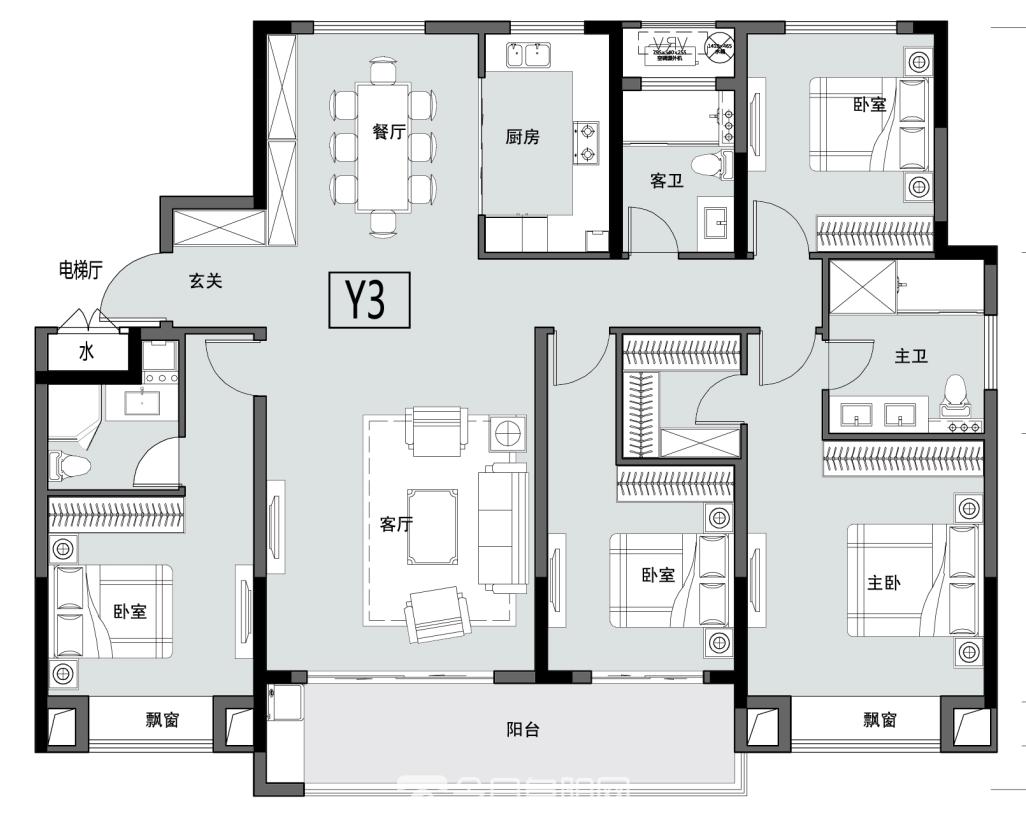 《三十而已》顾佳住的房子,你也可以拥有