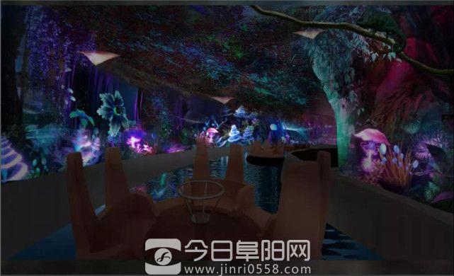 中环格林童话世界全国唯一格林童话主题乐园十一开园