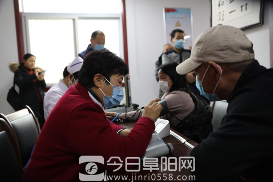 """太和县中医院开展""""三联四建""""暨义诊活动"""