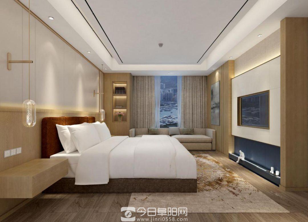 城泉北新地标,乐富强嘉悦轻奢豪华酒店1月18日开业